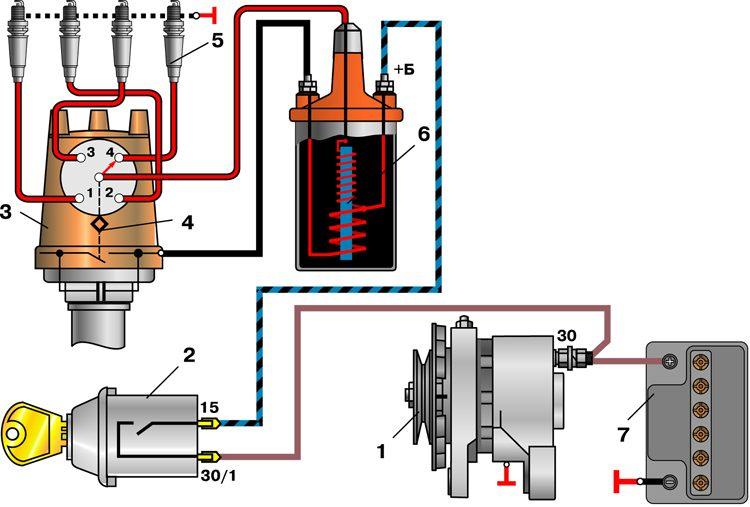 Как сделать выносную катушку зажигания